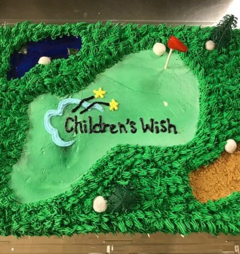 Bidgood's was happy to donate to the Children's Wish Foundation:)